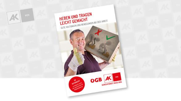 Cover der Broschüre © Edler von Rabenstein – Fotolia.com, AK Wien