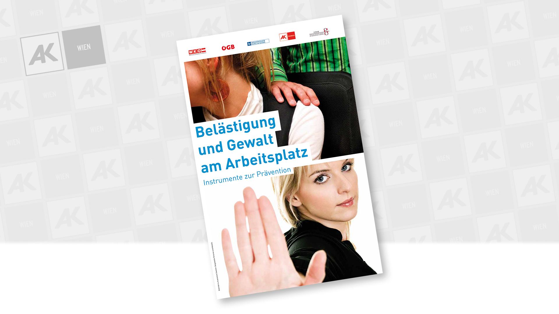 Belästigung Und Gewalt Am Arbeitsplatz Arbeiterkammer Wien